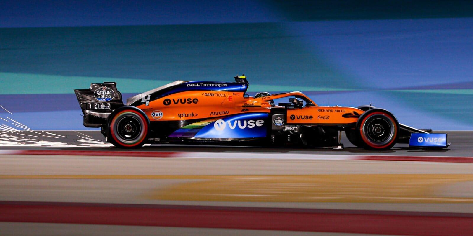 McLaren pracuje na vylepšení dvou klíčových oblastí