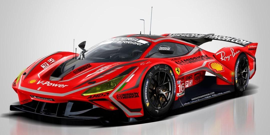 Ferrari ohlasuje návrat do top kategórie vytrvalostných pretekov, konečne