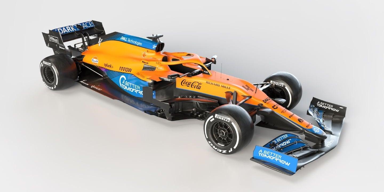 Známa kombinácia je späť. McLaren predstavil nový monopost s motorom Mercedes