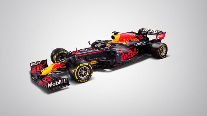 Monopost Red Bullu pro rok 2021 s názvem RB16B odhalen