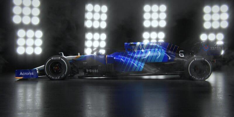 Williams odhalil monopost FW43B pro sezónu 2021