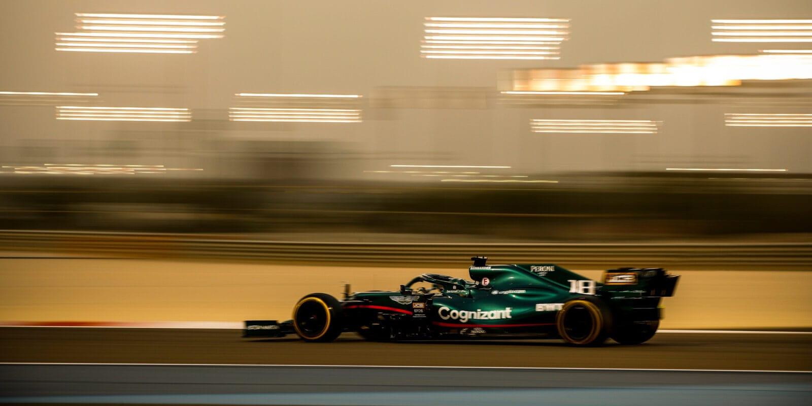 Sobotní souhrn předsezónních testů v Bahrajnu