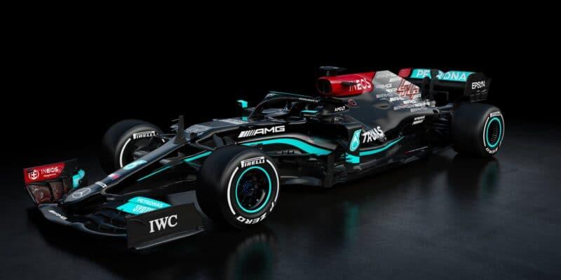 Stáj Mercedes odhalila svůj monopost pro sezonu 2021