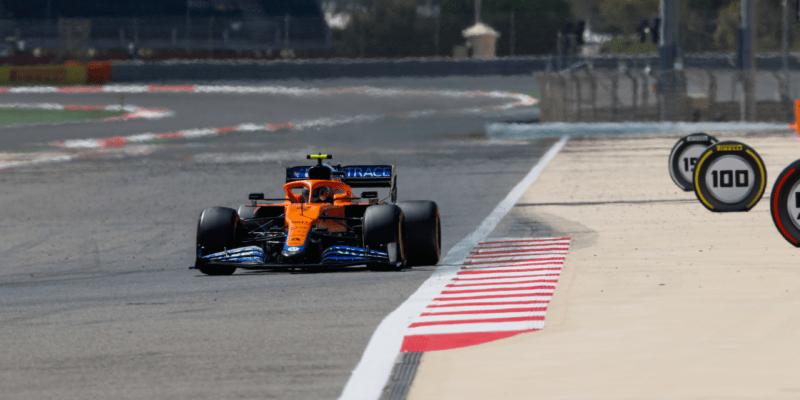 """McLaren oslavoval vedení v inovacích po letech """"dohánění"""""""