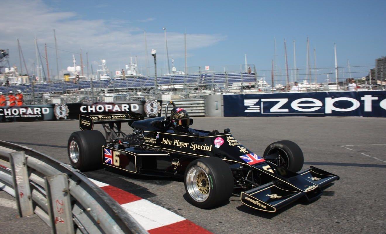 Odpolední kvalifikace Grand Prix Monaco Historique 2021