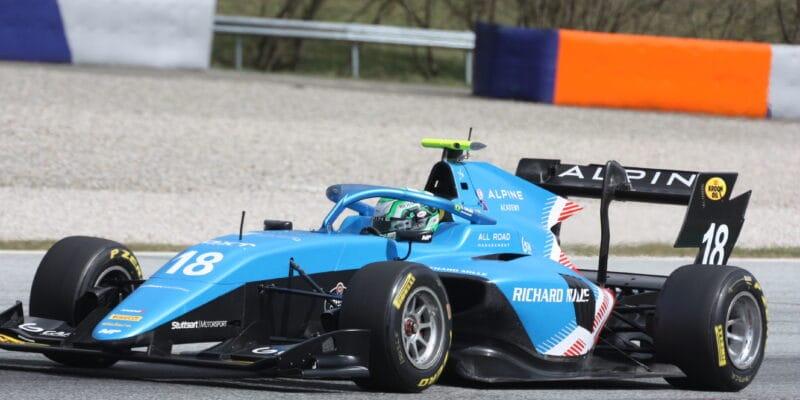 Testy F3 na Red Bull Ringu: nejlépe lámal rekordy Collet