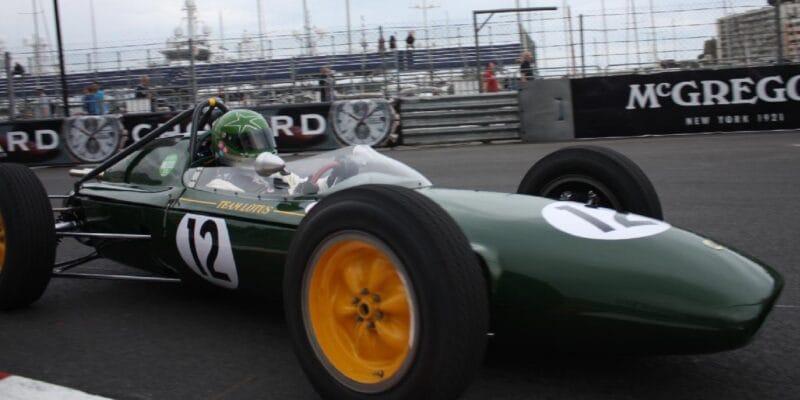 12. Grand Prix Historique de Monaco – první čtyři závody