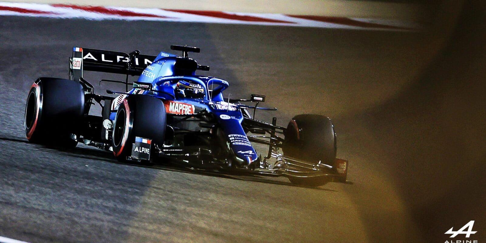 Sebekritický Alonso o svém návratu do formule 1