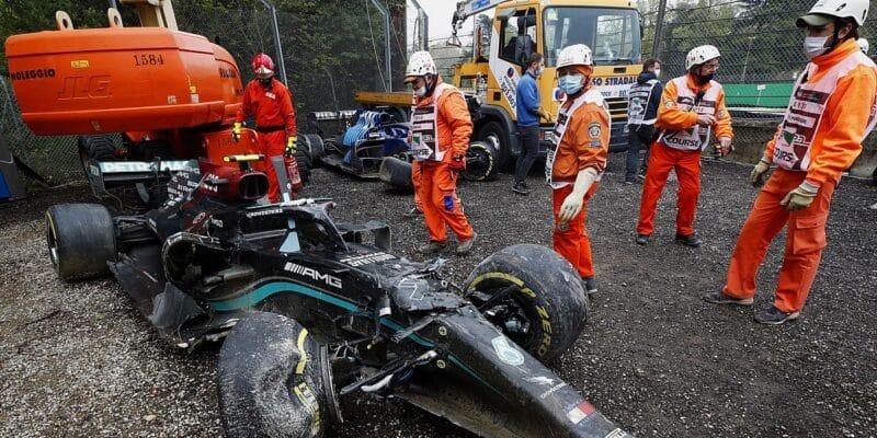 Williams: Russellov pokus na Bottasa bol oprávnený