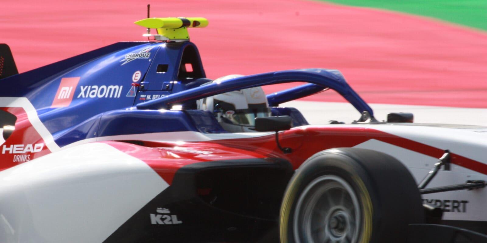Po testu F3: Charouz Racing System před průlomem?