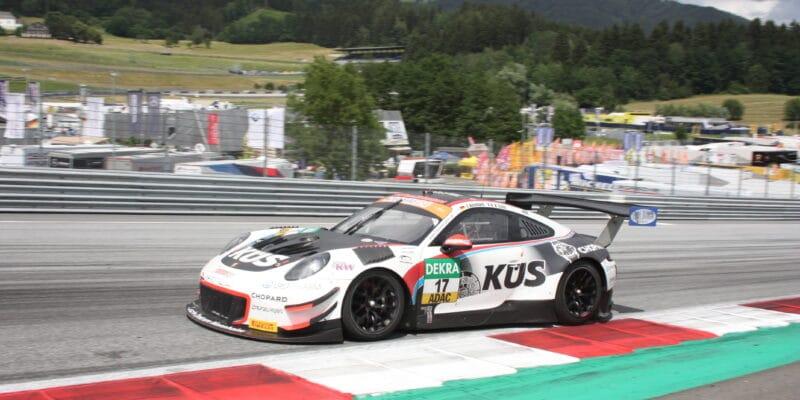 Úvod NLS: Jezdci Porsche triumfovali na Nürburgringu