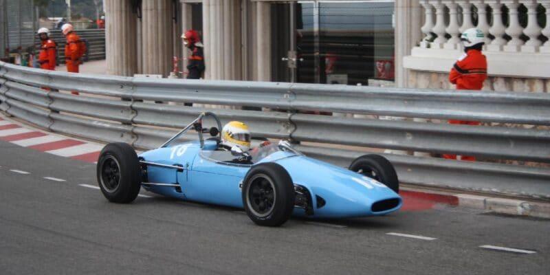 Dopolední kvalifikace Grand Prix Monaco Historique 2021