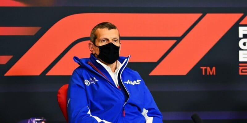 Steiner: Haas nie je Mercedes