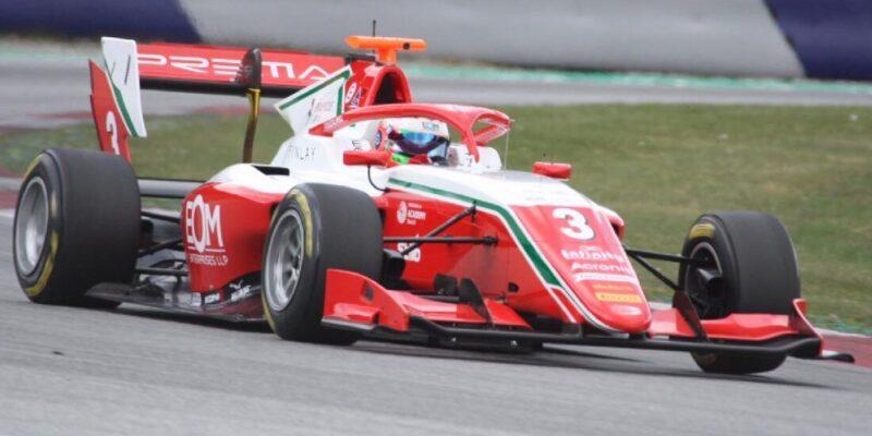 Druhý závod F3: Caldwell s anglickým klidem k vítězství