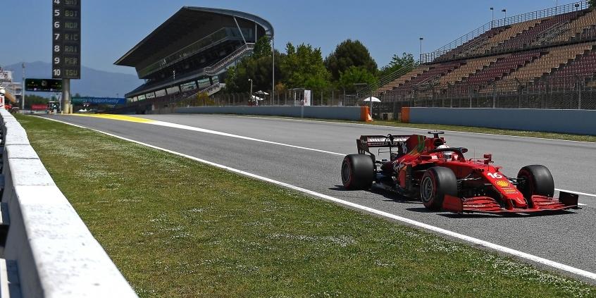 Ferrari spokojné s výsledkom zo Španielska