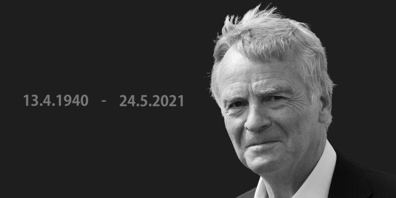 V 81 letech zemřel bývalý prezident FIA Max Mosley