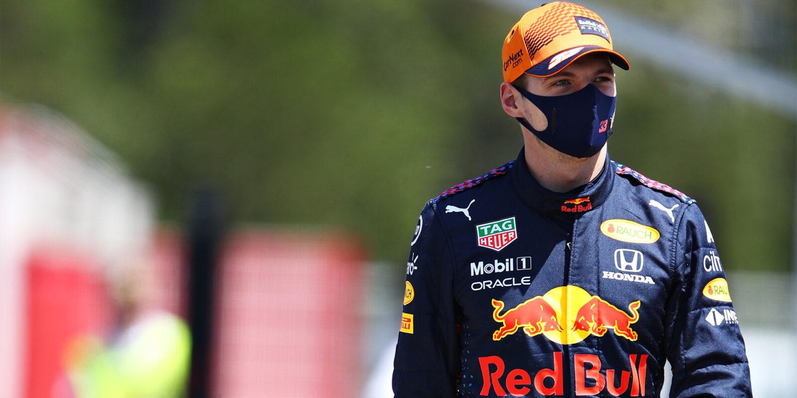 V prvním tréninku v Baku byl nejrychlejší Verstappen