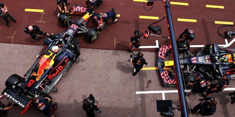 Red Bull je na čele šampionátu prvýkrát od roku 2013