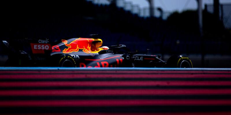 Nejrychlejším v kvalifikaci na VC Francie byl Verstappen