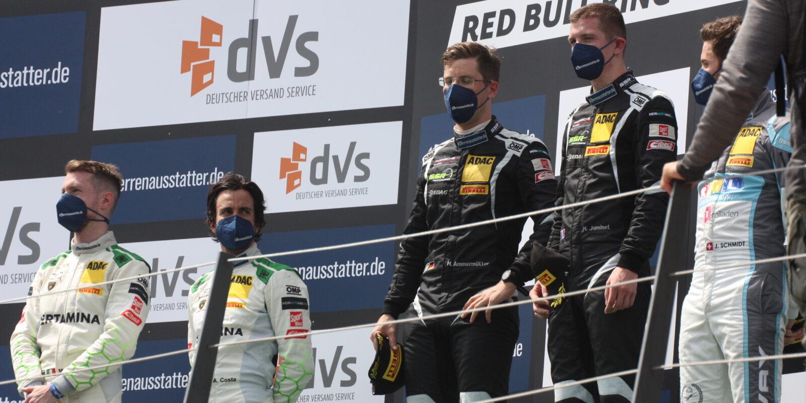 Víkend pro Porsche a Chevrolet v GT na Red Bull Ringu