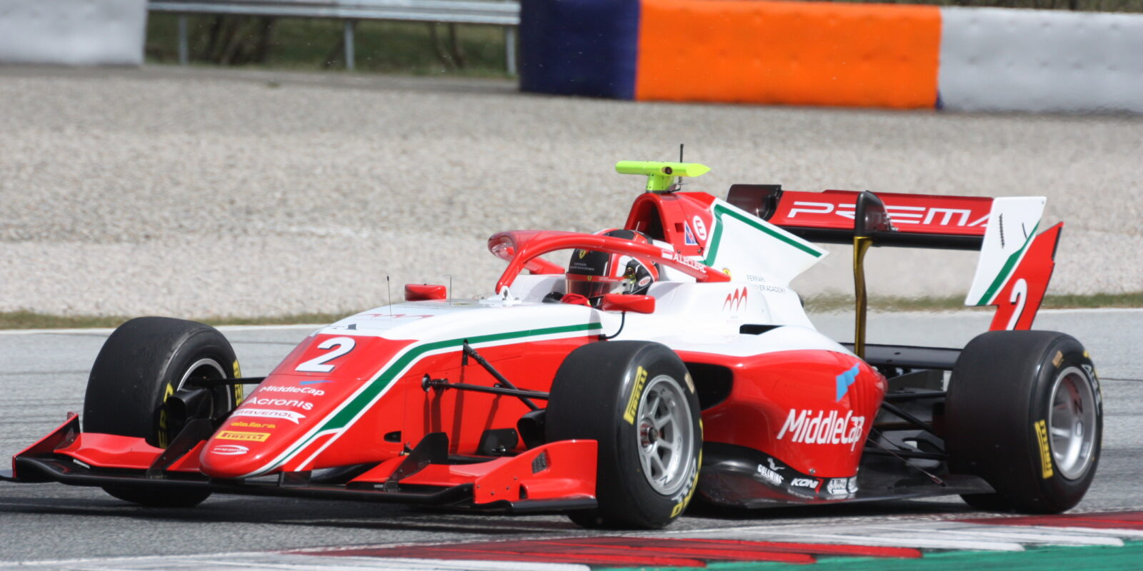 F3 v Le Castelletu: Odpoledne se slavilo u Leclerců