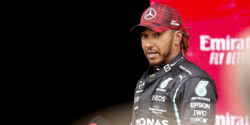 Vidíme nejlepšího Hamiltona, jaký kdy byl, říká Button