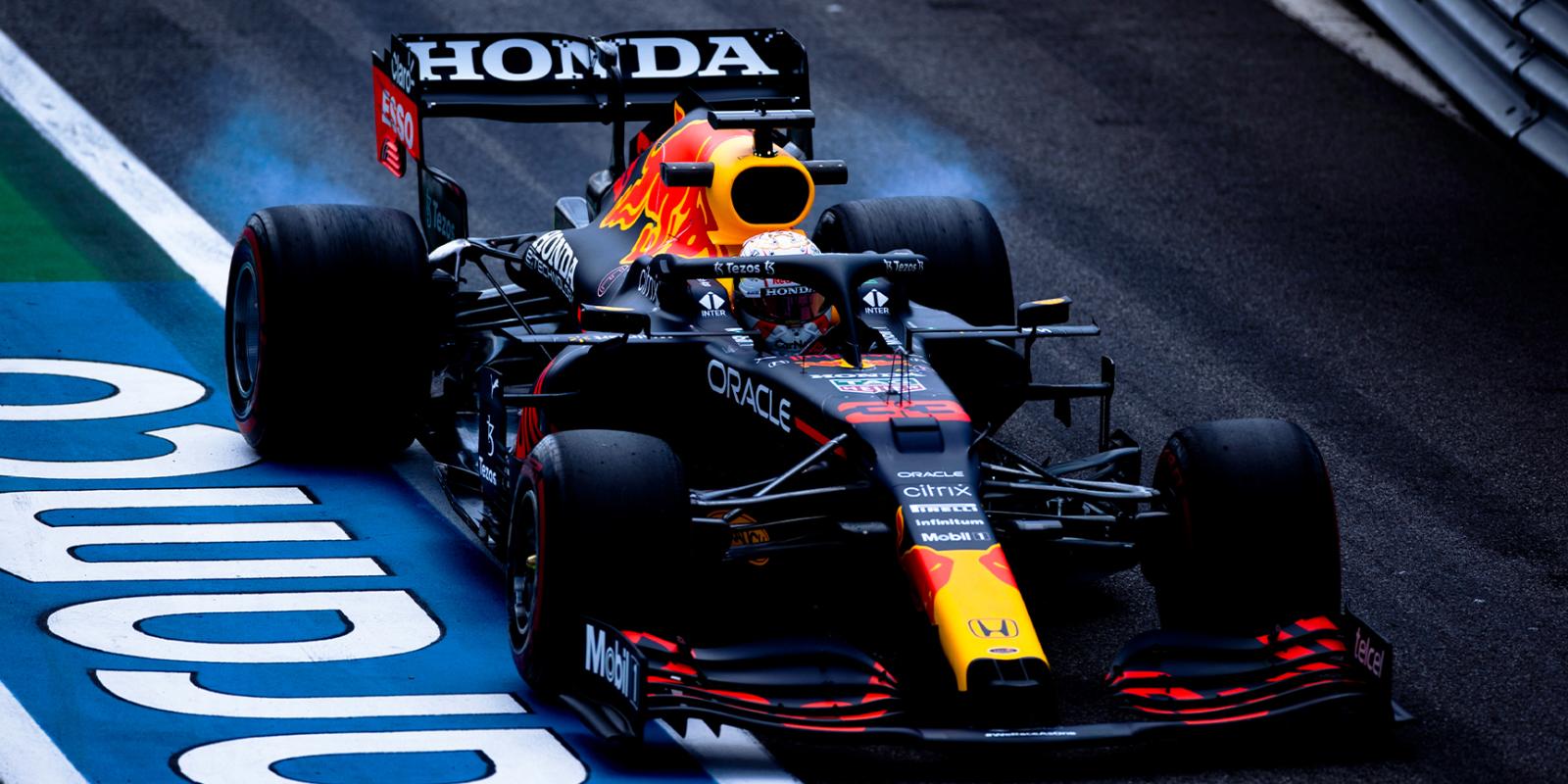 Druhý trénink na Paul Ricard: Nejrychlejší Verstappen