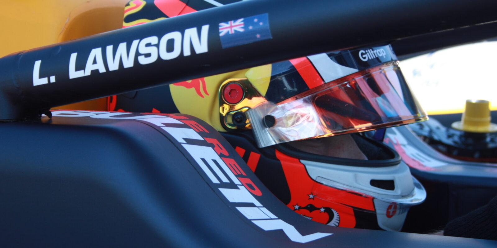 F2 v Baku: Lawson vyrazí z pole position v neděli