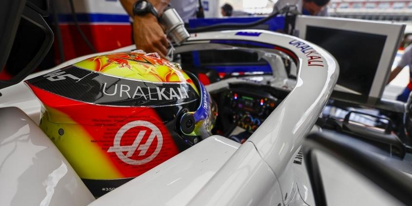 Haas pred Maďarskom upraví Schumacherovu sedačku