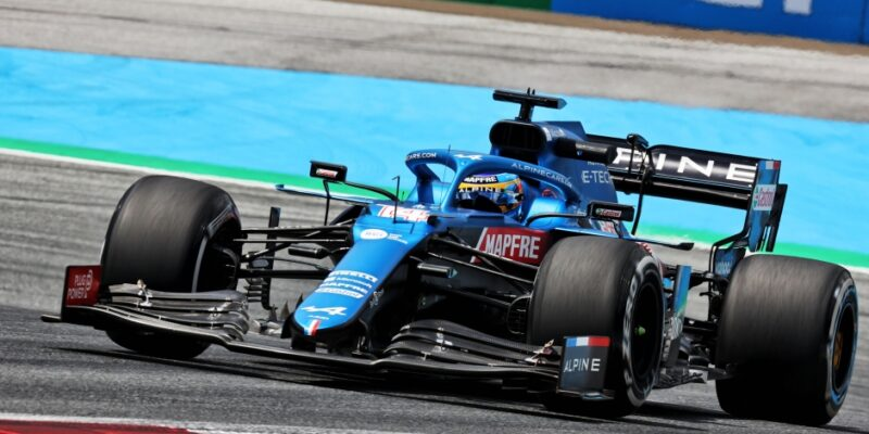 Alonso chce pro Vettela za zkaženou Q2 tvrdý trest