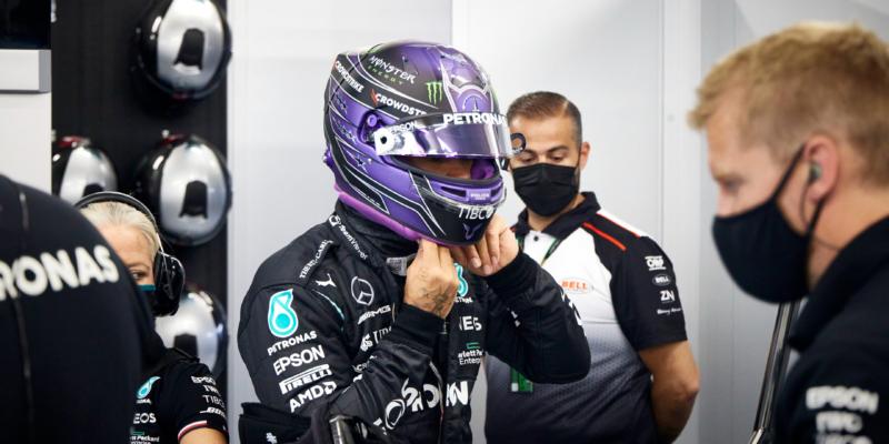 Poslední trénink v Maďarsku: Hamilton těsně nejrychlejší, Schumacher nedokončil