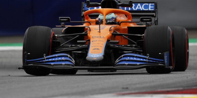 Ricciardo: Nechci poradit od Norrise, jezdci to nedělají