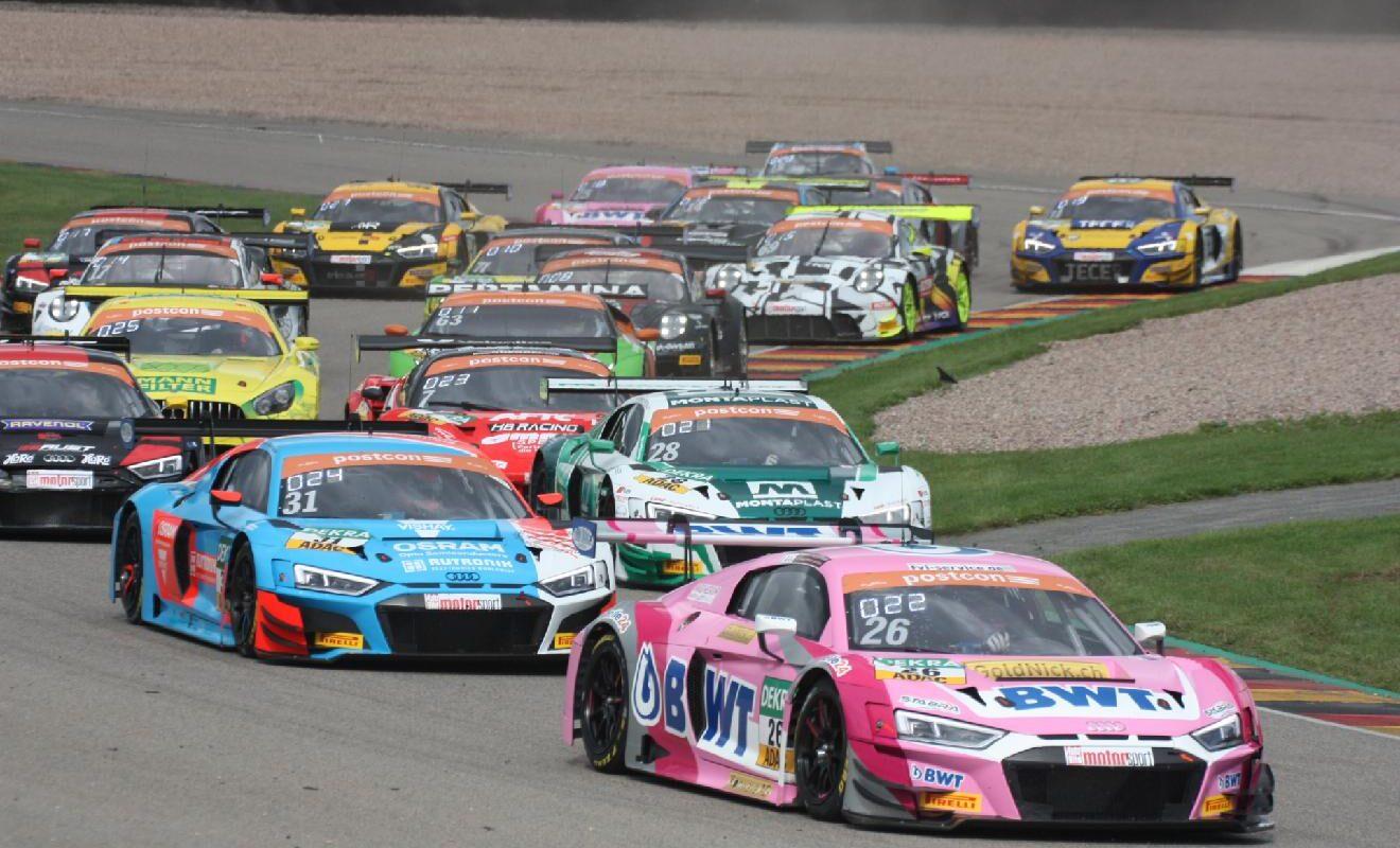 DTM: Ellis a Goetz vítězí na Lausitzringu