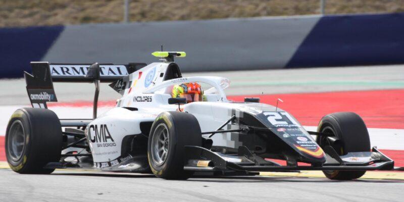 Ranní F3 na Hungaroringu: První triumf Itala Colomba