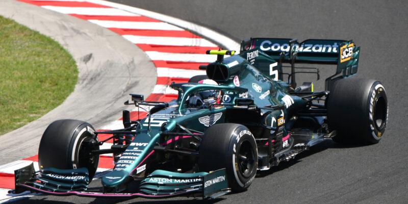 Vettel diskvalifikován z GP Maďarska