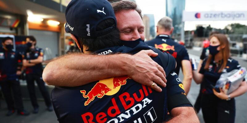 Potvrzeno: Red Bull prodloužil s Pérezem
