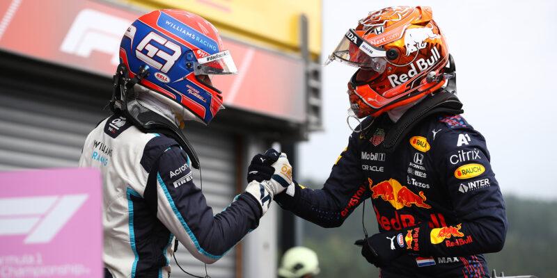 Mladíci v první řadě, Hamilton soustředěný na závod
