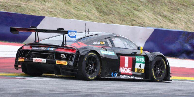DTM: na Nürburgringu se prosadili van der Linde a Albon