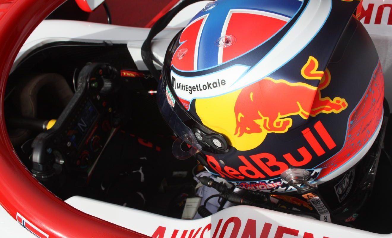 F3 na Hungaroringu: V neděli se prosadil favorit Hauger