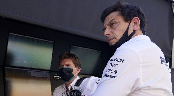 Wolff: Bottasova chyba neovplyvní budúce jazdecké zloženie