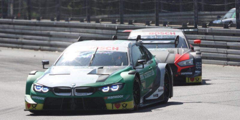 DTM: Van der Linde (Audi) a Wittmann (BMW) vítězí v Zolderu