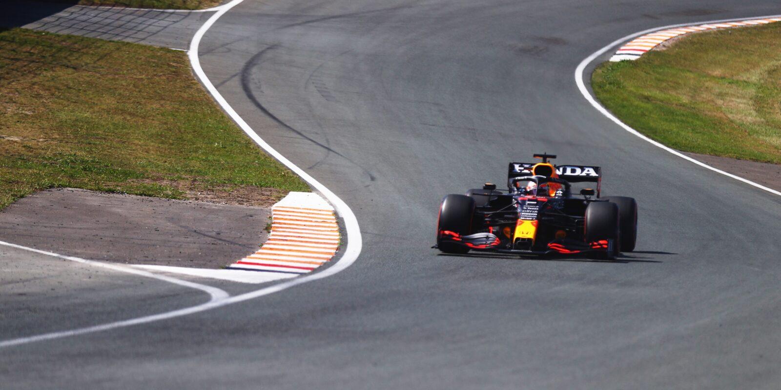 Kvalifikaci na Zandvoortu si podmanil Max Verstappen