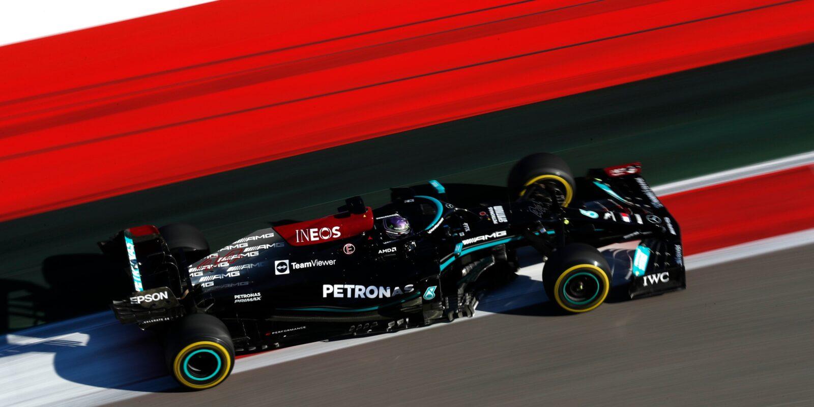 Drama v Soči nejlépe zvládl Hamilton. Verstappen druhý!