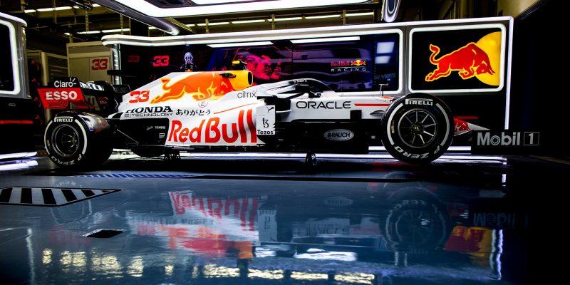 Red Bull bude v Turecku závodit se speciálním zbarvením