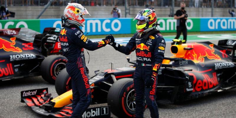 Jak hodnotí kvalifikaci Verstappen, Hamilton a Pérez