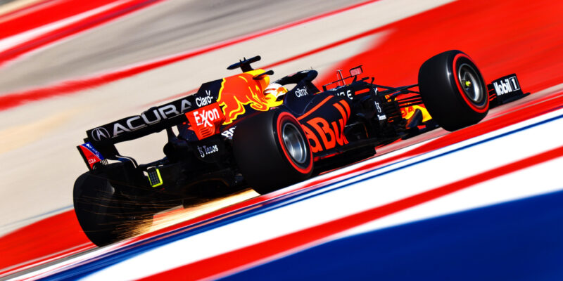 V Austinu opanoval kvalifikaci Verstappen, Hamilton druhý