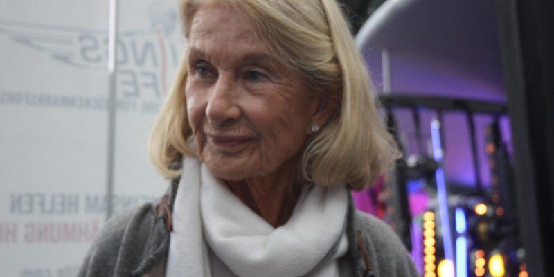 Nina Rindtová a sir Jackie Stewart vzpomínali na Jochena