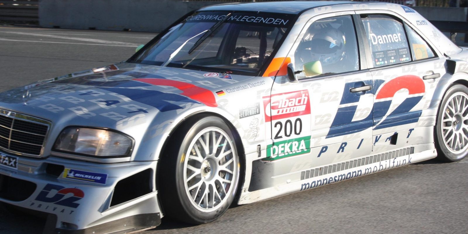 DTM Legenden na Norisringu: Danner ještě umí vyhrávat